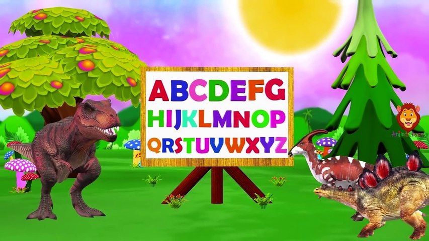 dinosaurios rex en español para niños #Dinosaurs Cartoons For Children #Finger Family Dino