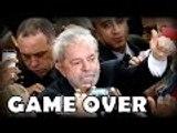 Jornalista reduz Lula a pó por papel patético às margens do rio São Francisc