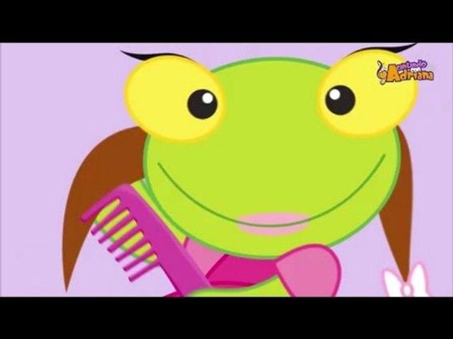 Canciones infantiles - Mi amiga Pepa - Cantando con Adriana