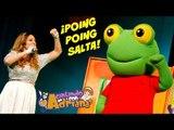 Canciones Infantiles - POING POING SALTA, EL SAPO DE LOS CHICOS - Cantando con Adriana