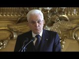 Roma - Mattarella con i Presidenti dei Parlamenti dell'Unione Europea (17.03.17)