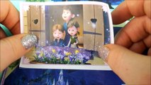 Frozen Stickers Album Enchanted Moments Part 5 Frozen Momentos Magicos