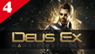 Deus Ex : Mankind Divided #04 - Difficile   Let's Play en direct FR
