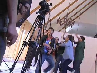 VILLA CARIÑO -  CLANDESTINO, BACKSTAGE VIDEO CLIP