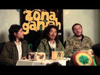 Zona Ganjah - Despertar - Presentación Oficial Disco, Ropa y Sello - Cinedmente Producciones