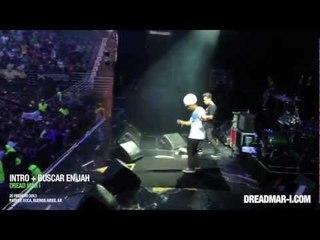 Dread Mar I - Intro + Buscar en Jah [ Parque Roca 20.02.13]