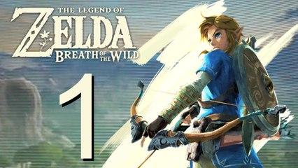 Lets Play - Zelda Breath of the Wild [01] Das Abenetuer geht los