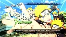 Naruto Creation of Akatsuki Full Fights (English Sub) -NARUTO Shippuden Ninja Storm Revolu