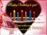 Happy Birthday Song - Best Happy Birthday Wishes to You-best Happy Birthday Greetings