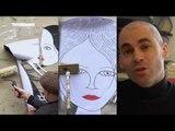 INTÉGRALE #VERSIONFRANÇAISE : Poésie et collage sont les maîtres-mots de Fred Le Chevalier