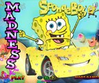 Spongebob Squarepants Madness Car Race Games for Kids - Gry Dla Dzieci