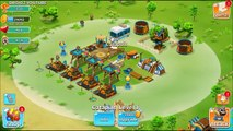 Talking Tom Camp Gameplay ● New My Talking Tom and Friends Game 2017 ● Talking Tom Game by