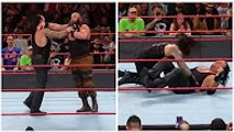 Undertaker Returns and Attack Braun Strowman - Roman Reigns Attacks Undertaker WWE RAW 20 March 2017