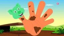 В палец Семья Песня палец Семья питомник рифмы Дети песни Детка песни Семья