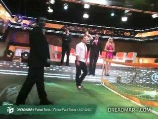 Dread Mar I - Futbol Tenis [ Futbol Para Todos - FOX Sports - 12.07.2102 ]