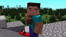 Almost professional skater   Minecraft Animation