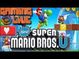 GAMING LIVE Wii U - New Super Mario Bros. U - 1/3 - Jeuxvideo.com