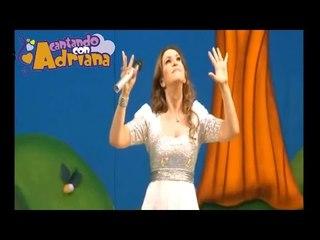 SACO UNA MANITO - Cantando con Adriana
