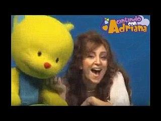 MICHU MICHU - Cantando con Adriana - canciones infantiles