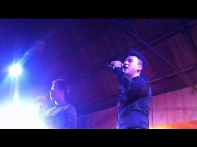 Chia Tay Không Lý Do - The Men [LIVE]