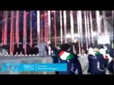 Florian Planker: Opening ceremony Sochi 2014 at  the Olympic Park