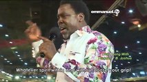 HEALING FLOW - Powerful TB Joshua Prayer! - Dailymotion Video