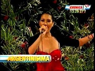 Me enamoré una vez_Argentinísima Claudia Armani