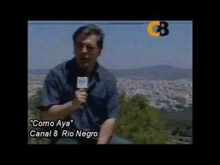 Claudia Armani - Presentaciones TV -canal 8