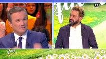 Nicolas Dupont-Aignan réagit à son éviction du débat de TF1 chez Cyril Hanouna - Regardez