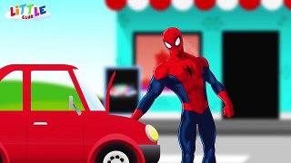 Spiderman vs Frozen Elsa Funny Pranks Compilation - Superhero Fun