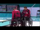 Wheelchair Curling Highlights Day 1 | Sochi 2014 Paralympic Winter Games