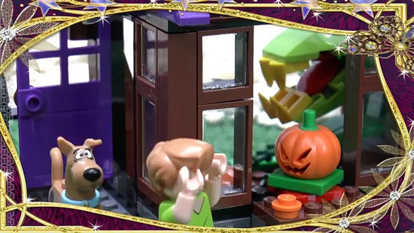 Scooby Doo LEGO Stop Motion Toy Story Prank with Cars Minions Thomas & Friends Mystery Compilation