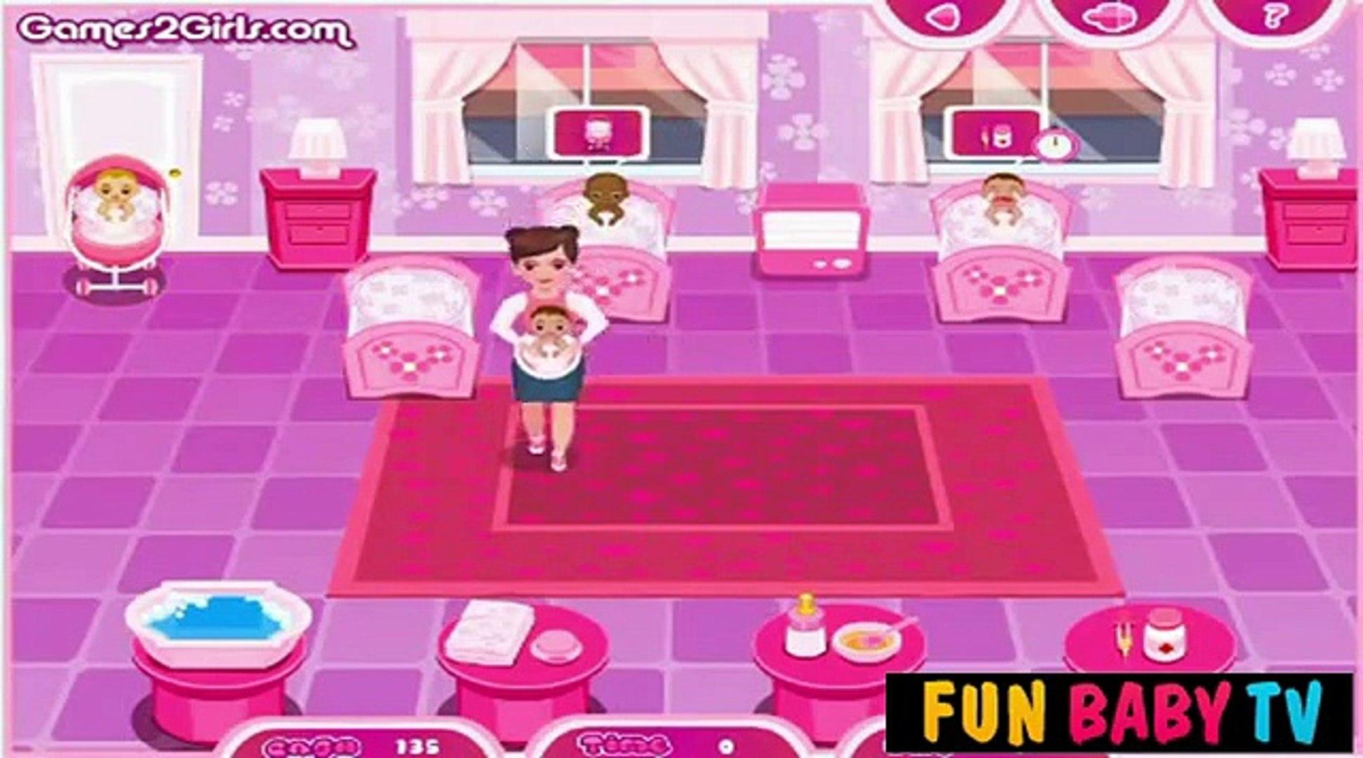 Fun Baby Care Kids Games : Pet toilet training, baby care games, pet doctor games