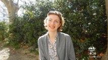 Sarah, volontaire à L'Arche à Marseille