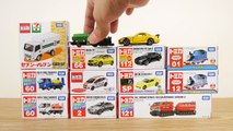 トミカ 新作トミカ7台 ホンダ フィット トーマス WRX S4 消防�
