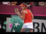 Highlights: Alize Cornet (FRA) v Belinda Bencic (SUI)
