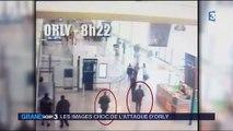 Attaque de l'aéroport d'Orly : les images