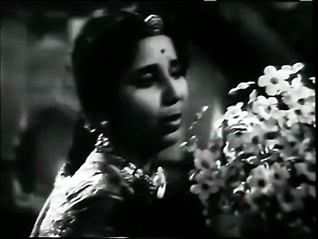 Baara Dari - Dard Bhara Dil Toot Na Jaaye - Lata - Music Nashad (Remastered)