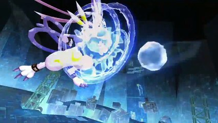 Digimon Story : Cyber Sleuth – Hacker's Memory : Trailer d'annonce  [JP]
