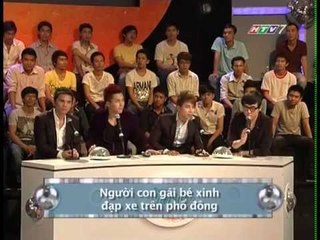 Gameshow Đọ Sức Âm Nhạc - The Men (28/3/2012)