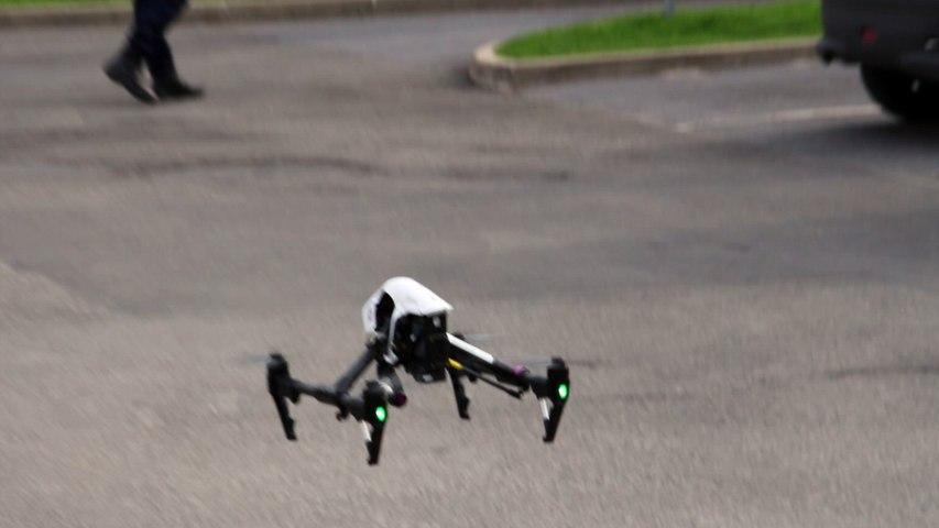 SEINE-ET-MARNE - Opération coup de point 2017 - Vidéo drone