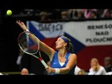 Czech Republic v Serbia - FED CUP FINAL R2 - Official Tennis Highlights | Fed Cup 2012