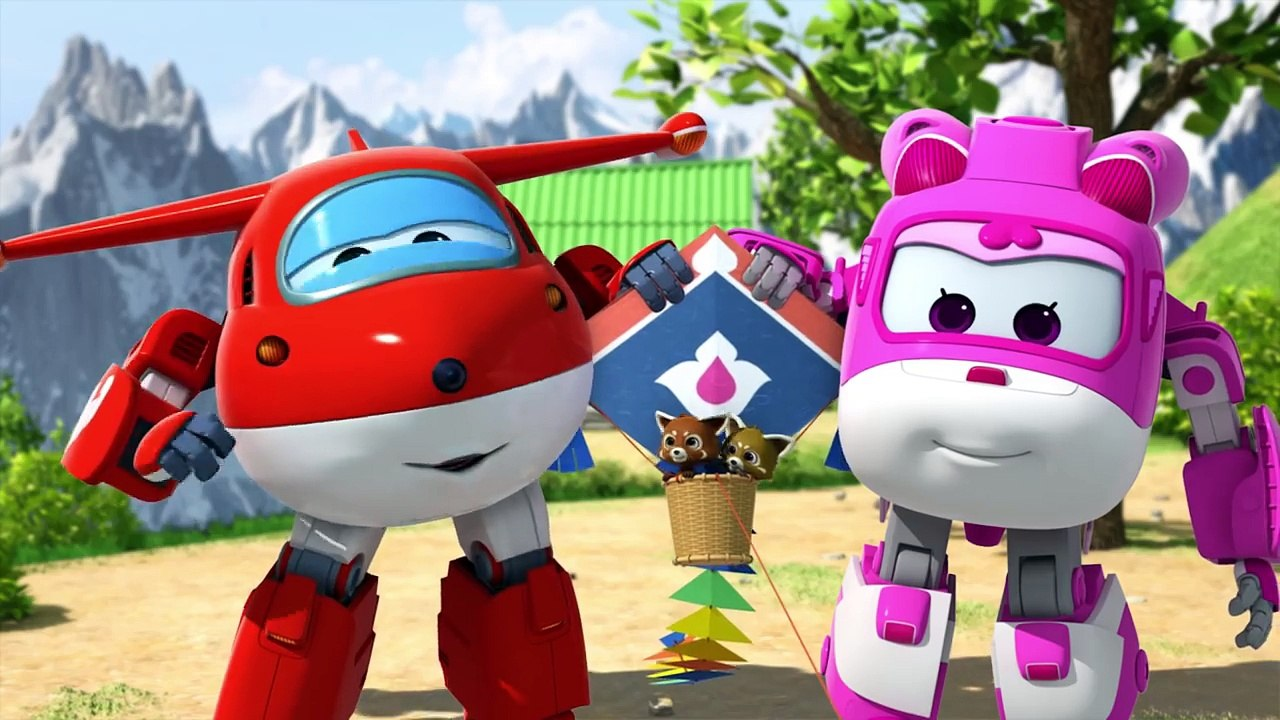 Super Wings English Full Episodes 30 Minutes Dailymotion Cartoons World