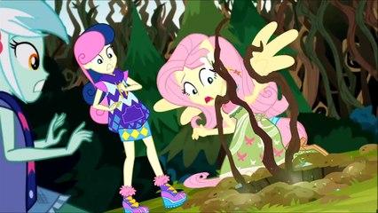 My Little Pony Equestria Girls Legend Of Everfree Película Completa En Español Latino (Par