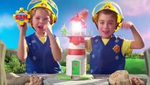 Feuerwehrmann Sam Fireman Sam Strażak Sam Fire Station & Jupiter Simba Spielzeug TV Full H