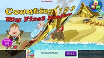 Counting 123 Learn to Count - Android gameplay TabTale Movie apps free kids best top TV film
