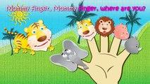 Wild animals Finger Family Nursery Rhymes Songs Lyrics- English poems-children phonic songs-ABC songs for kids-Car songs-Nursery Rhymes for children-Songs for Children with Lyrics-best Hindi Urdu kids poems-Best kids English Hindi Urdu cartoons