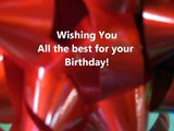 Best Birthday song with Happy Birthday Wishes and greetings