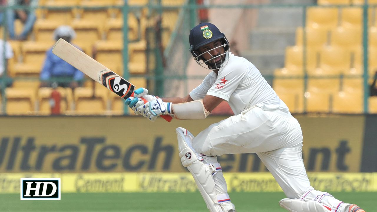 Pujara gains No.2 slot in ICC Test bowler's chart