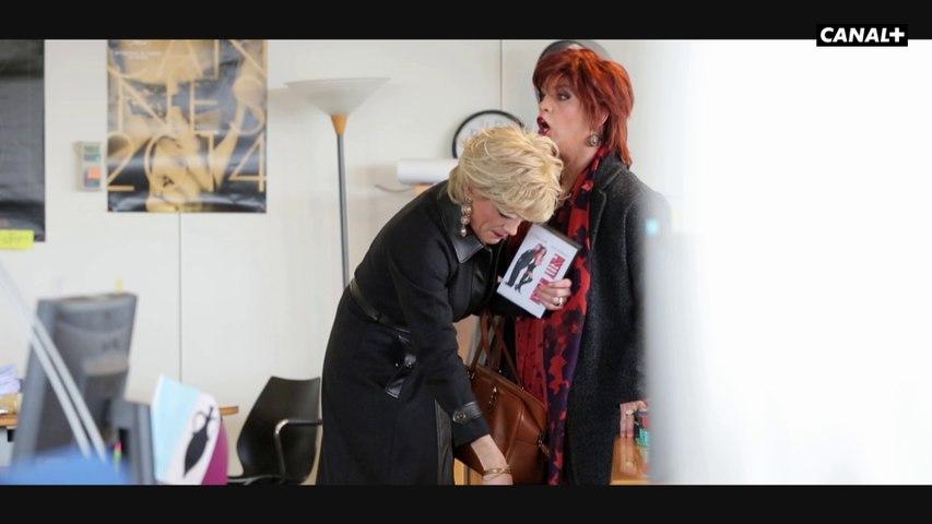 Pourquoi Catherine et Liliane volent les K7 d'Antoine De Caunes ? - CANAL+